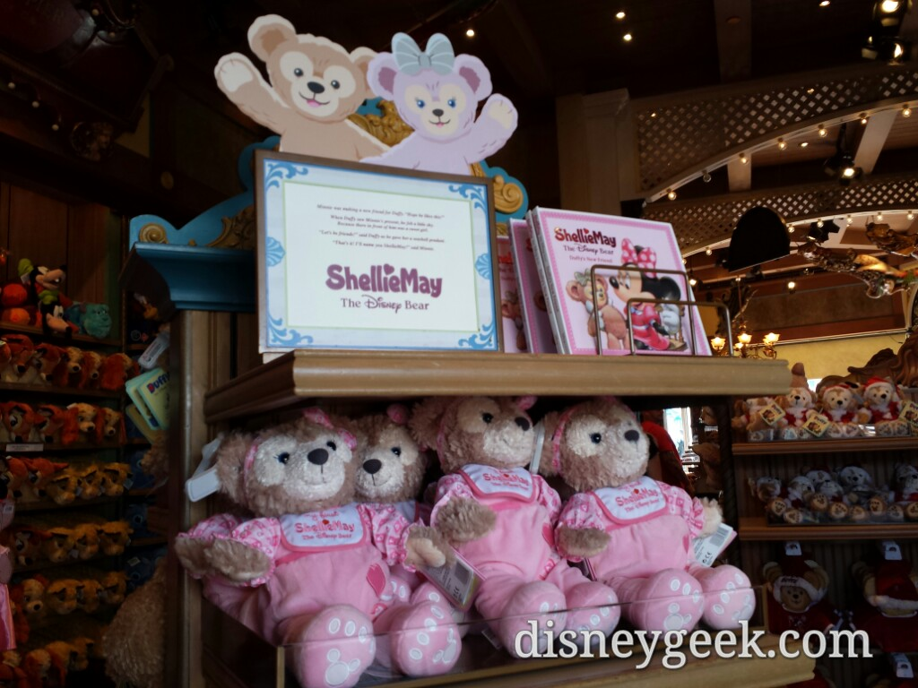 #ShellieMay merchandise has recently joined #Duffy