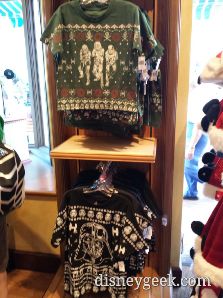 #StarWars sweaters for the holidays