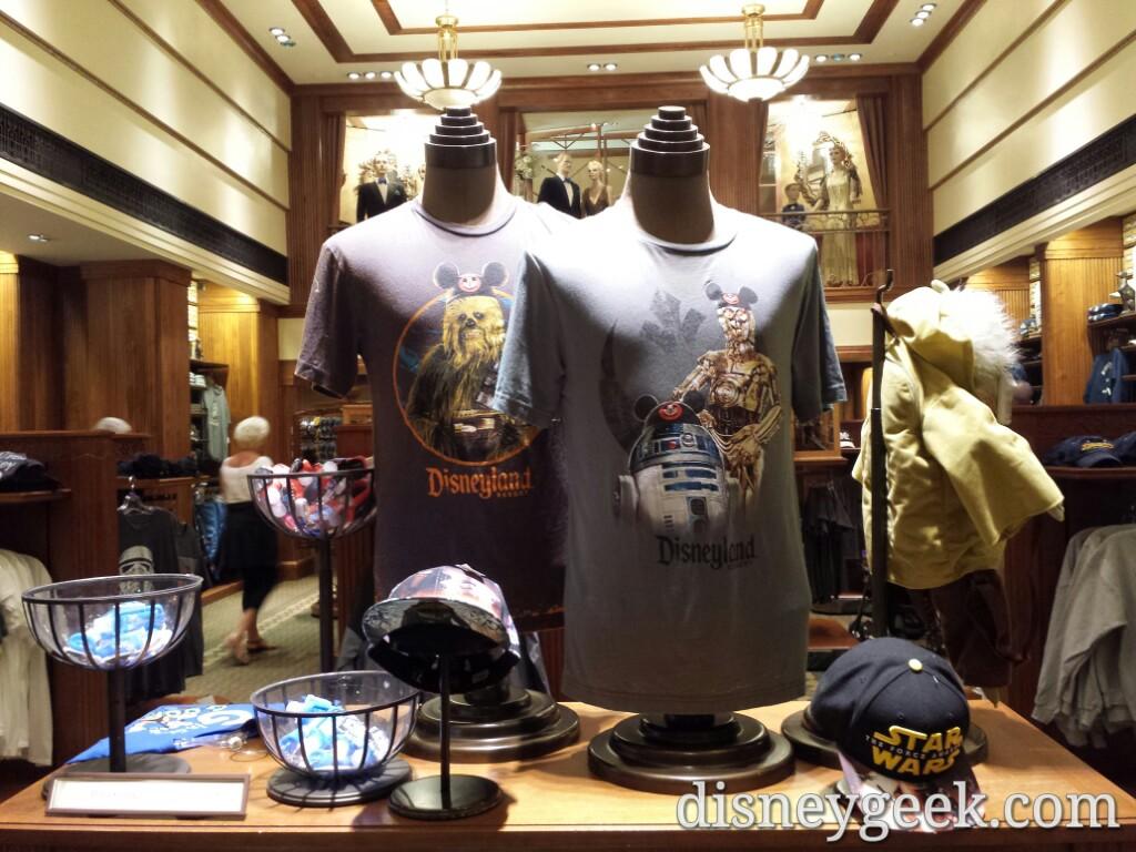 #StarWars merchandise front & center at Elias & Co on #BuenaVistaStreet