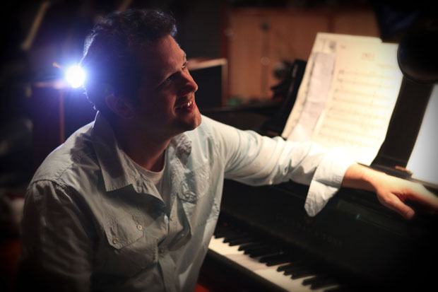 "Michael Giacchino Scoring Walt Disney Animation Studios' ""Zootopia"" (Disney News Release)"