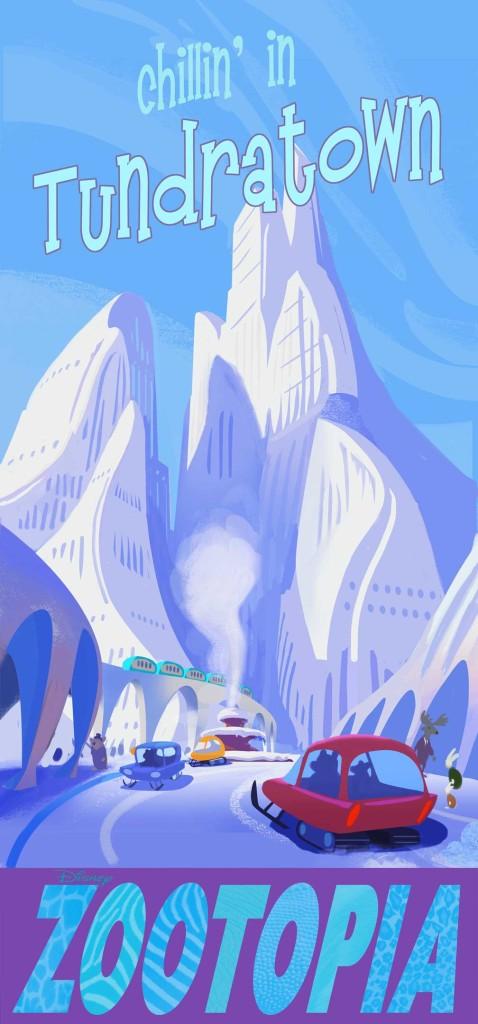 Zootopia - Poster - TundraTown