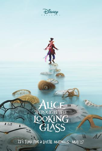 Disney's Alice Through The Looking Glass – Teaser Trailer
