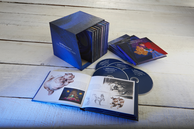 Walt Disney Records Releases the Legacy Collection Box Set (News Release)
