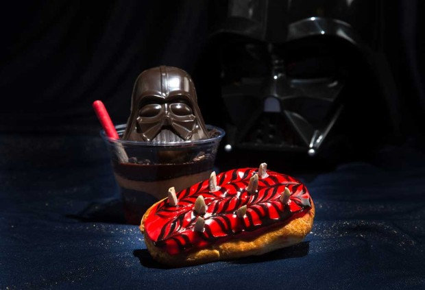 Darth by Chocolate and The Pastry Menace
