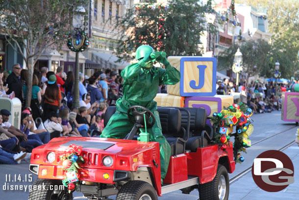 Disneyland - A Christmas Fantasy