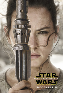 STAR WARS: THE FORCE AWAKENS - character poster -