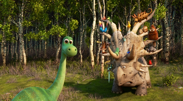 Disney-Pixar's the Good Dinosaur (My 1st Impressions)