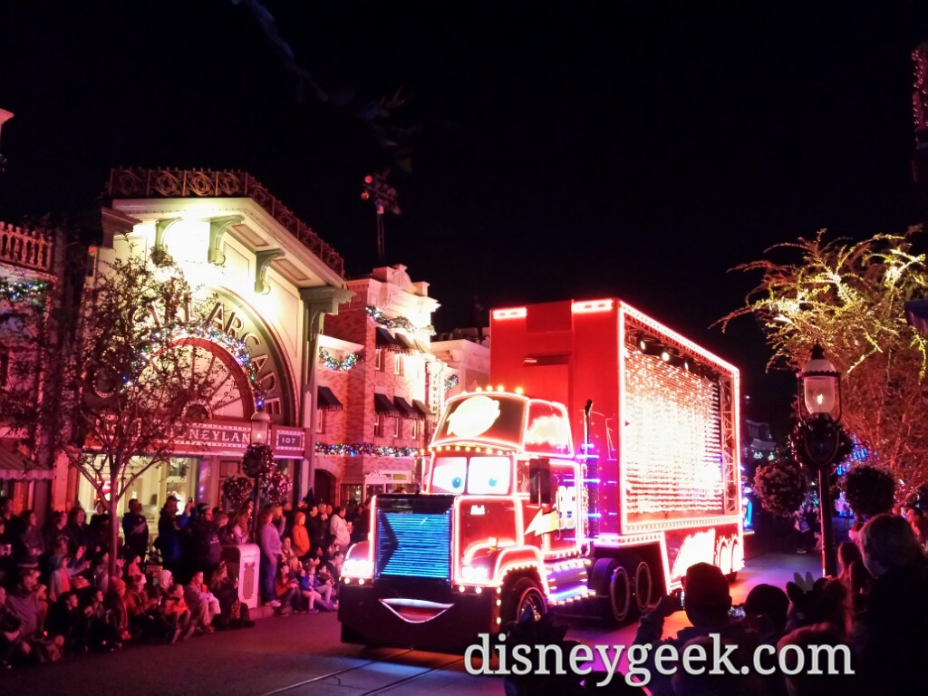 Mack – Disney's Paint the Night #Disneyland60
