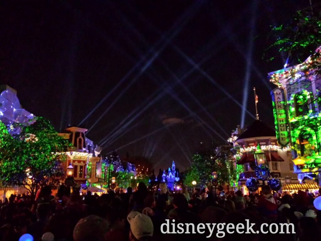 6:30 #DisneylandForever
