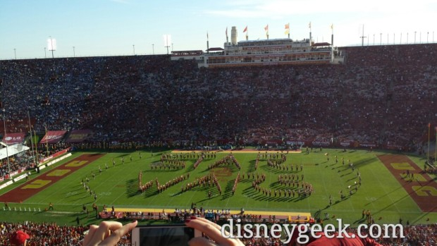 USC Band Star Wars