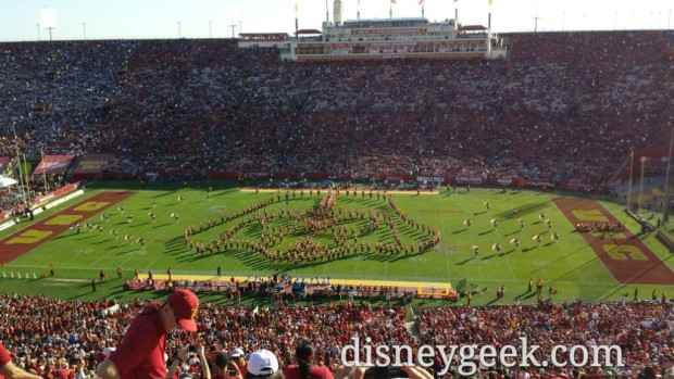 USC Band Star Wars - Darth Vader