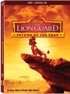 The Lion Guard Return Of The Roar DVD