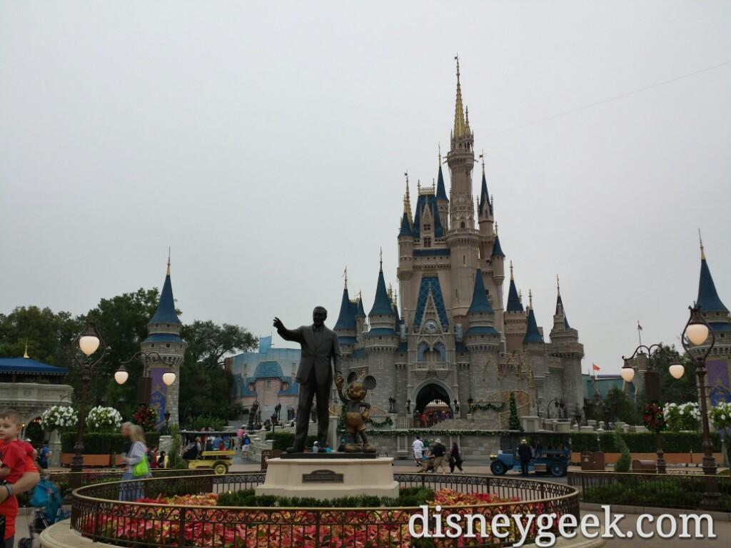 Cinderella castle #WDW