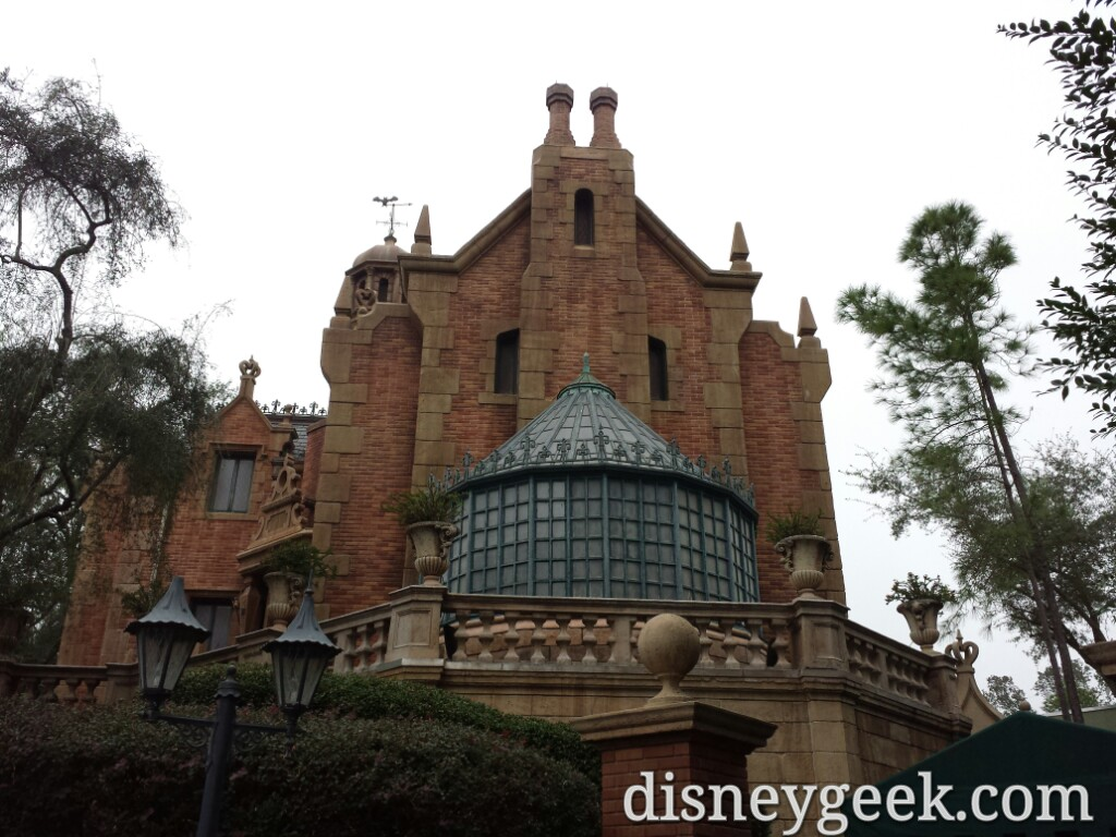 Haunted Mansion #WDW