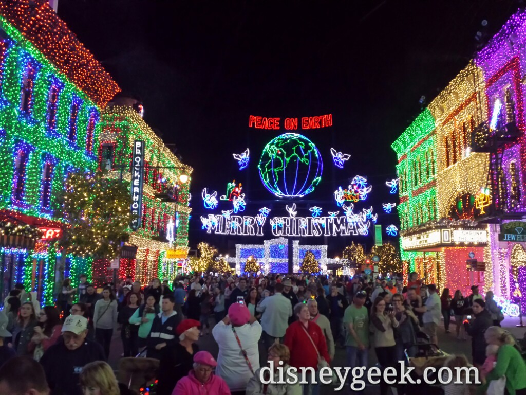 Walt Disney World – Day 1 (12/07/15) Recap/Summary