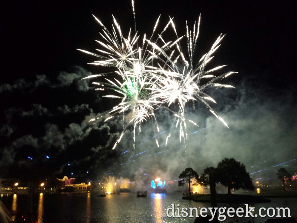 Illuminations #Epcot #WDW