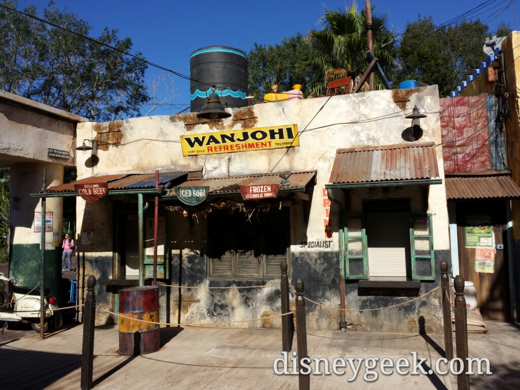 Wanjohi Refreshment in the Harambe Market at Disney's Animal Kingdom
