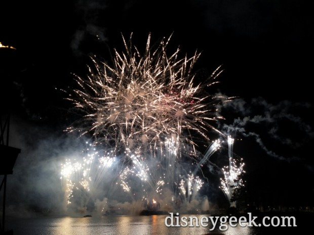 Closed out my evening with Illuminations from near Germany.
