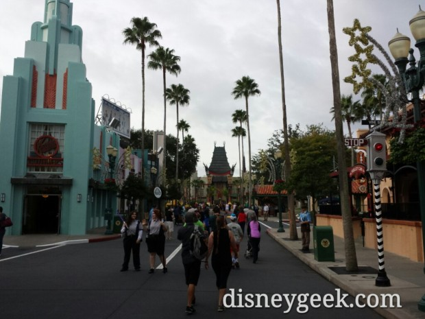A Hatless Hollywood Blvd
