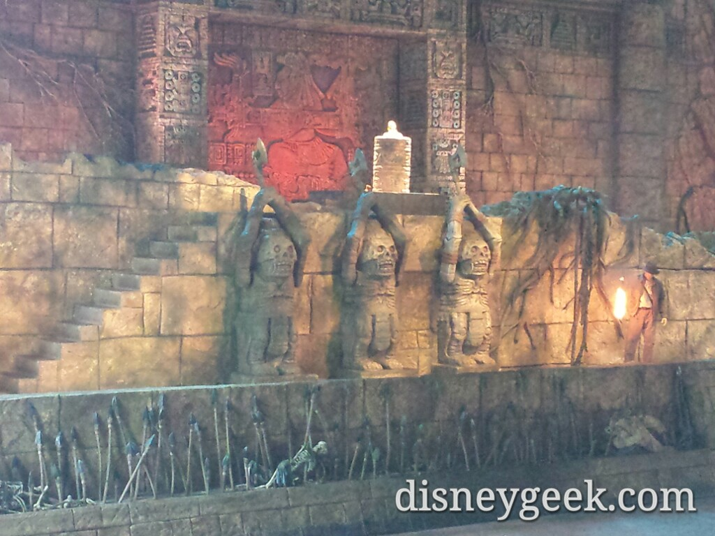 Indiana Jones Epic Stunt Spectacular at Disney's Hollywood Studios