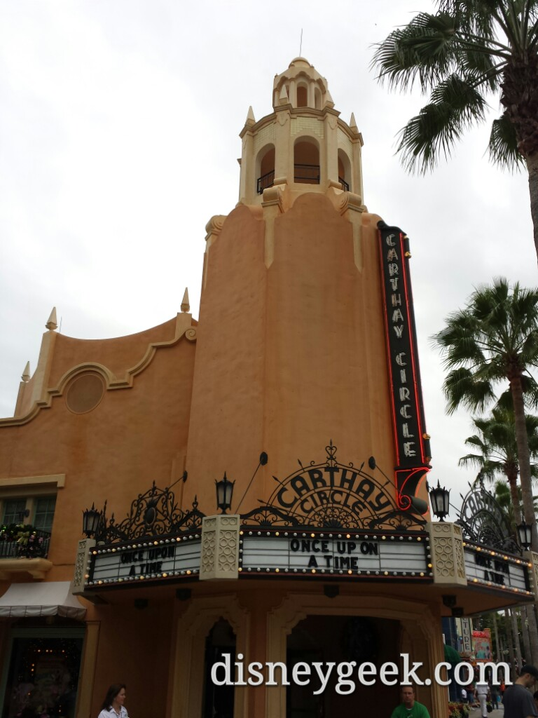 Carthay Circle at Disney's Hollywood Studios