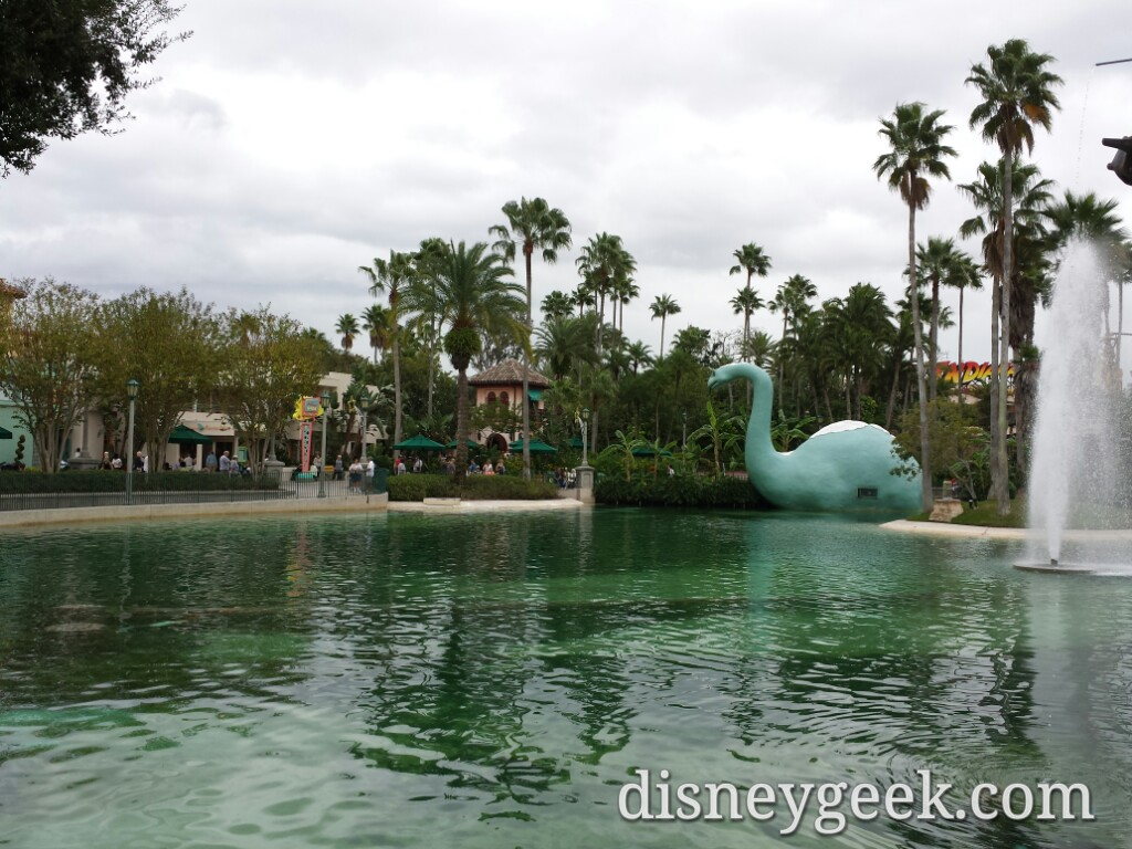 Echo Lake at Disney's Hollywood Studios