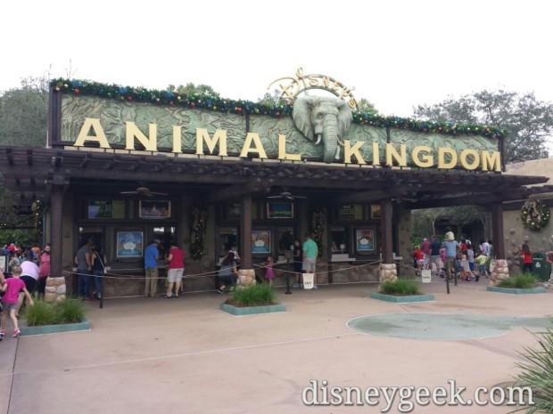 Disney's Animal K ingdom
