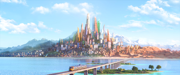 Zootopia Preview – Where – Districts of Zootopia