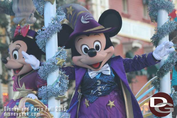 La Magie Disney en Parade! (Disney Magic on Parade!)