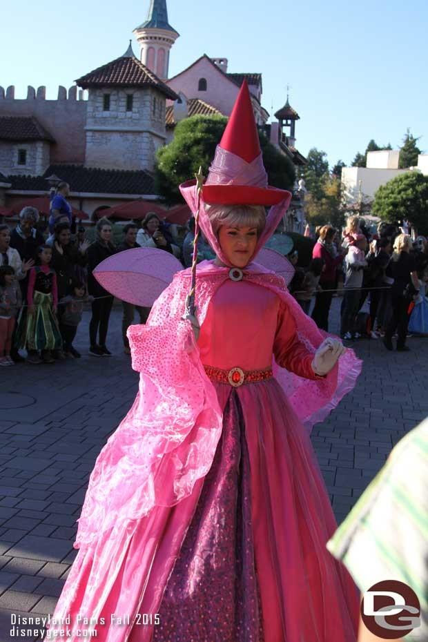 La Magie Disney en Parade! (Disney Magic on Parade!)
