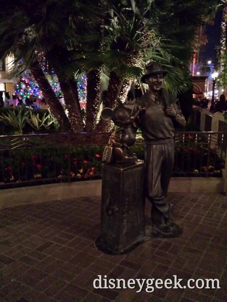 Storytellers Statue on #BuenaVistaStreet