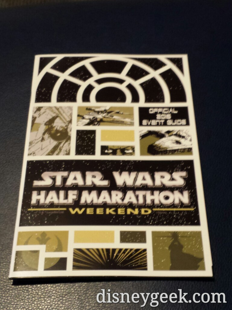 #StarWars half marathon weekend (a couple Expo & merchandise pics)