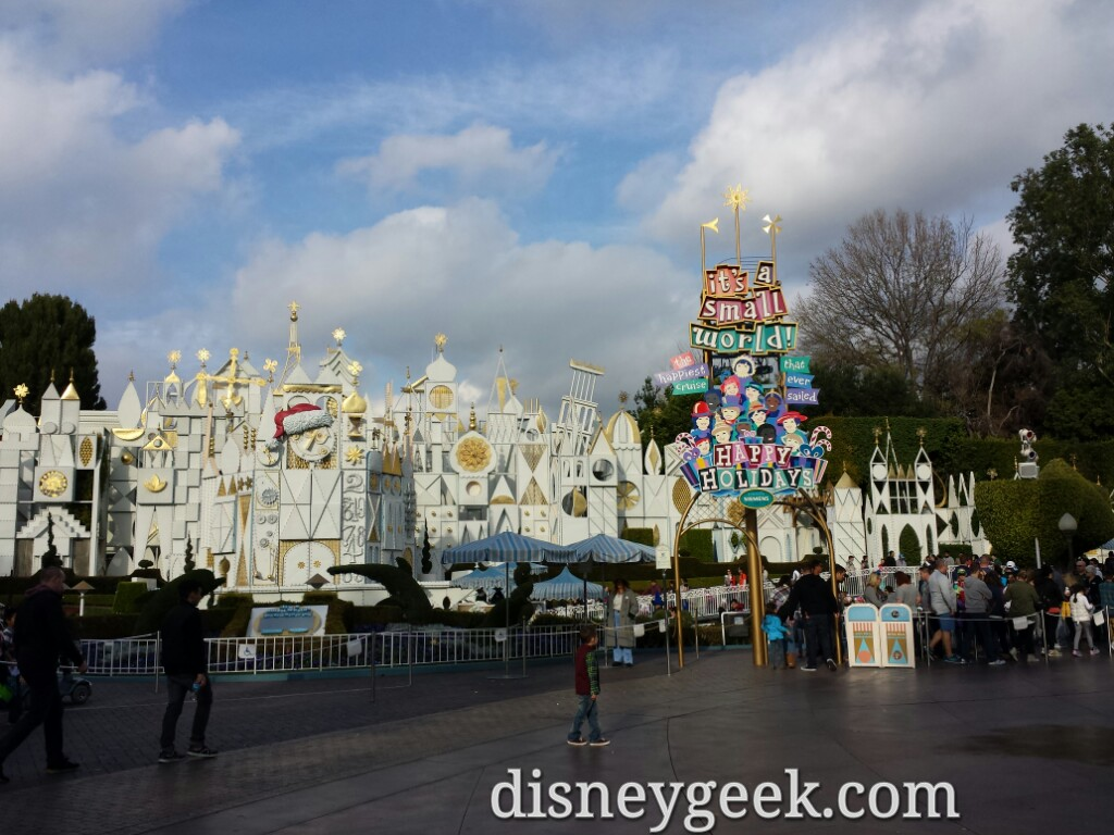 Small World Holiday has a few weeks left it is the remaining open holiday attraction