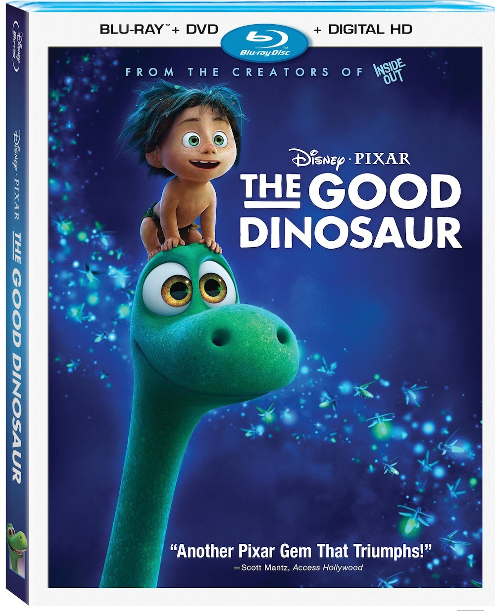 Disney-Pixar The Good Dinosaur on Home Video (Jason's First Impressions)