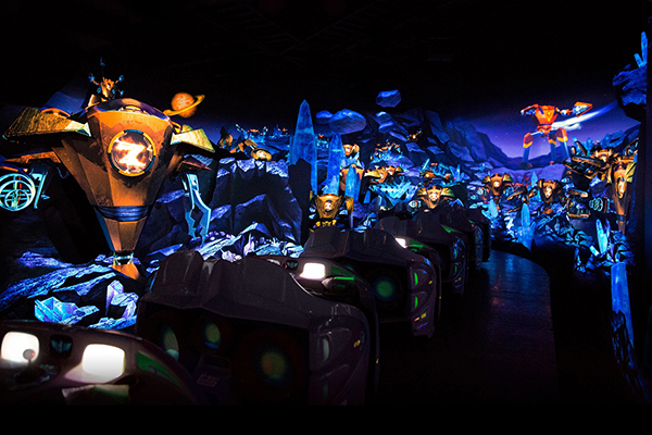 Guests who want to go to infinity and beyond on Buzz Lightyear Planet Rescue will be excited to learn ride testing is already underway! A new storyline combined with a new, interactive targeting system will make this one of the most engaging attractions at a Disney park.