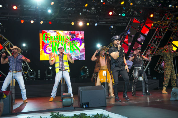 "Village People to Perform at ""Garden Rocks"" Concert Series"