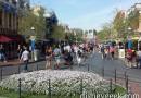 #Disneyland Main Street USA at 1:30