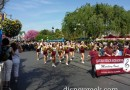 Laguna Beach High School marching band, A performing arts group marching through #Disneyland