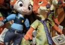 Big Top Toys has a rack of #Zootopia merchandise including these two