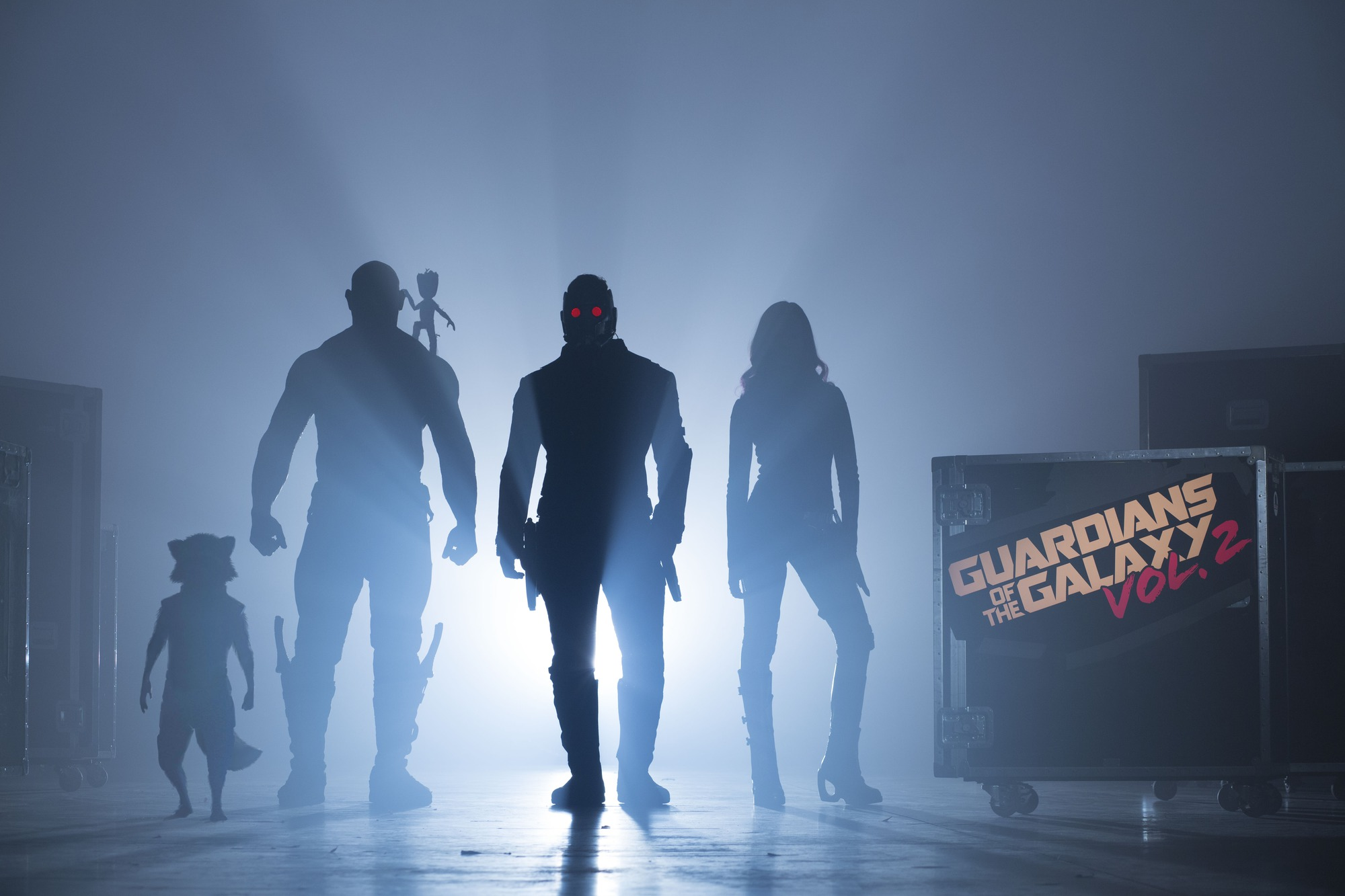 Guardians of the Galaxy Vol. 2 Production Underway (Disney Release)