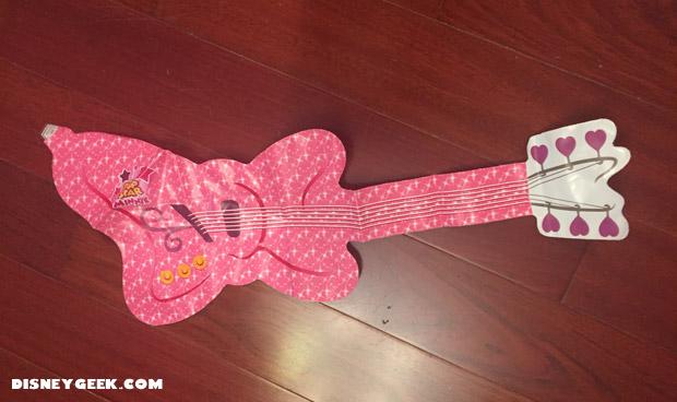 Pop Star Minnie Guitar
