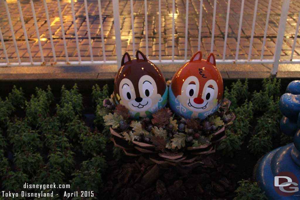 Chip & Dale in Toontown