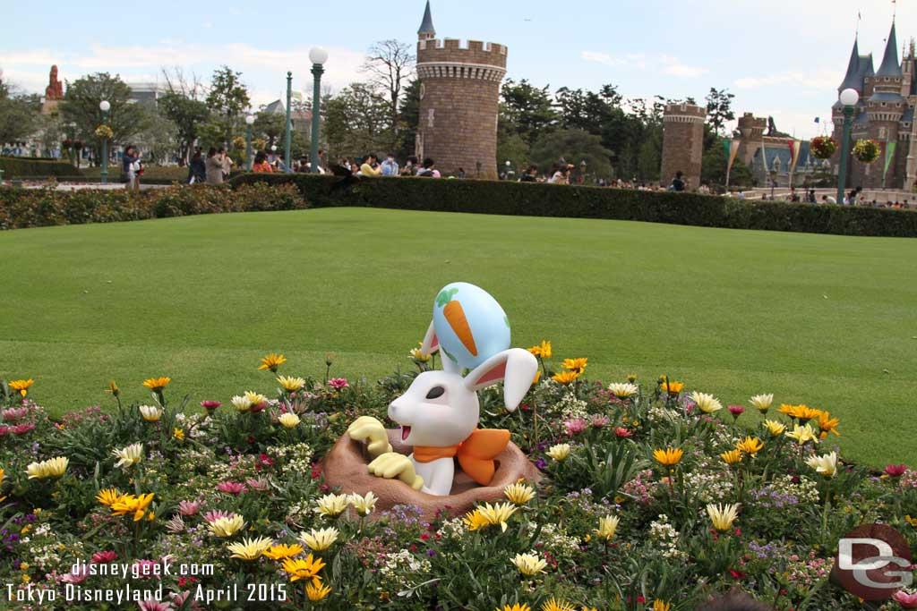 Tokyo Disneyland Easter Garden 2015