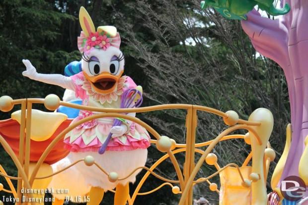 Tokyo Disneyland - Hippity-Hoppity Springtime 2015