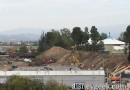 Star Wars land preparations @ Disneyland from 3/4