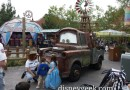 Mater was out by Fillmores this afternoon in #CarsLand