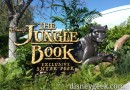 A sneak peek of The Jungle Book is now in the Bug's theater