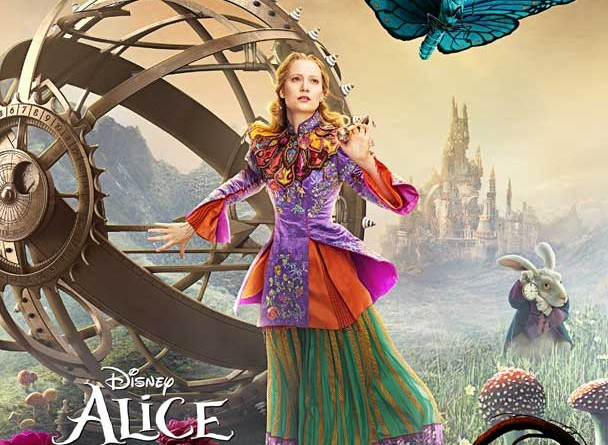 Alice Through the Looking Glass - Poster - Alice