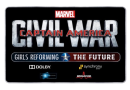 Marvel's Captain America: Civil War – Girls Reforming the Future Challenge (Disney Release)