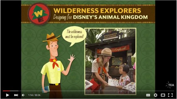 TEA Summit Video - Wilderness Explorers